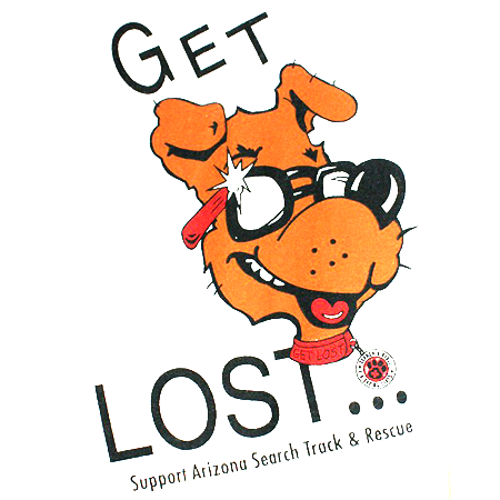 get-lost-t-shirt